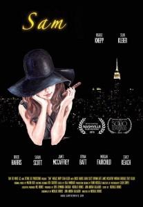 Sam film poster