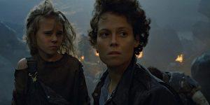 Aliens- Ripley & Newt