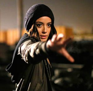 "MARVEL'S AGENTS OF S.H.I.E.L.D. ""The Ghost"" Season 4, Episode 1 Air Date: September 20, 2016 Pictured: CHLOE BENNET as Daisy EXCLUSIVE through 9/16"