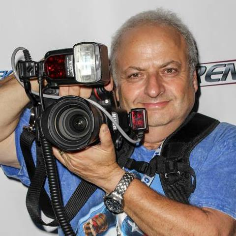 Eugene Powers and his Camera